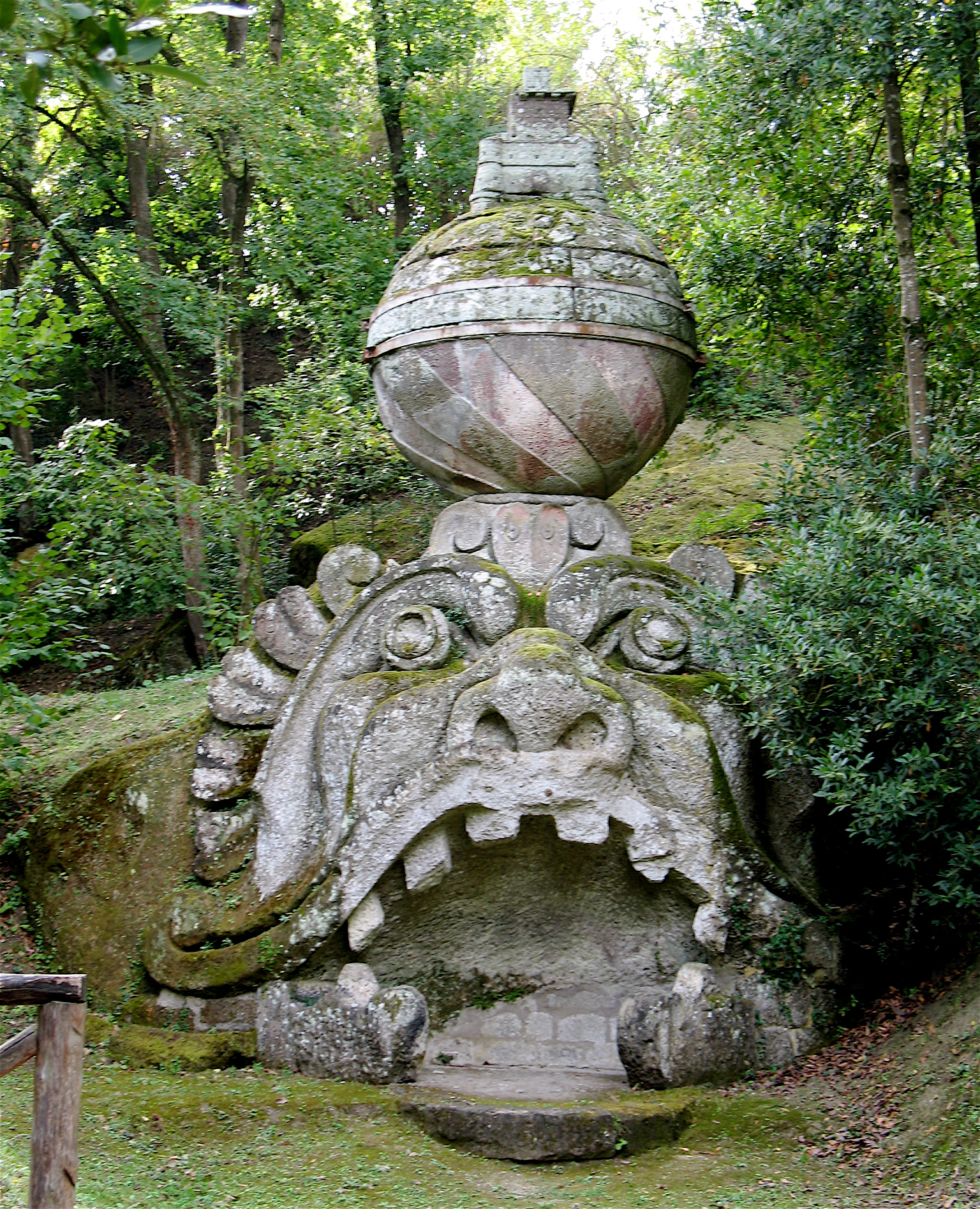 bomarzo mask of madness alice joyce photo alice 39 s