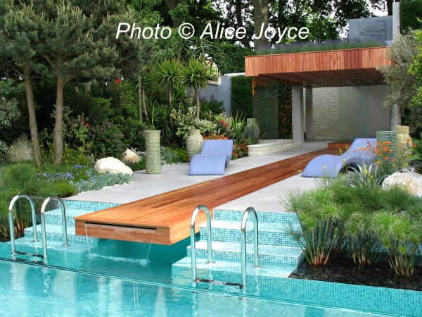 History horticulture design rhs chelsea 2011 alice 39 s for Terrace steps