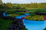 Photo © 2011 Louise Tanguay - Jardins de Métis/Reford Gardens