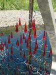 Red Lantern Crystals © Alice Joyce