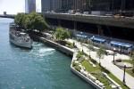 Chicago's First Lady - Riverwalk Photo: Bob Agra