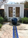 Tohono Chul Moorish Garden Photo © Alice Joyce