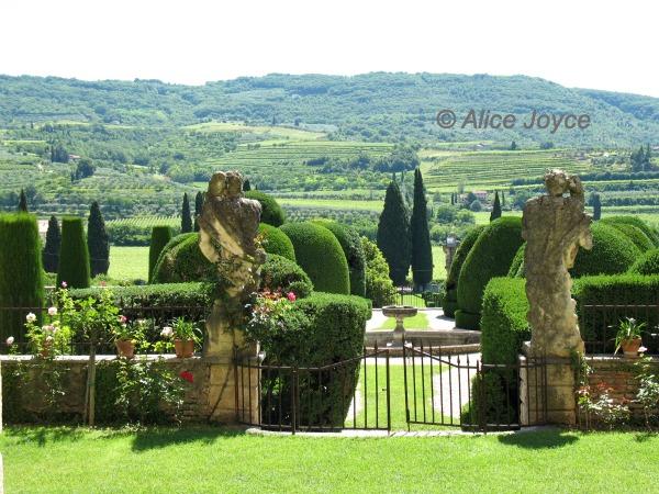 villa arvedi perfection in an italian landscape garden alice 39 s garden travel buzz. Black Bedroom Furniture Sets. Home Design Ideas