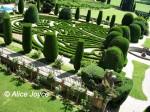 Villa Arvedi Parterre Detail Photo © Alice Joyce