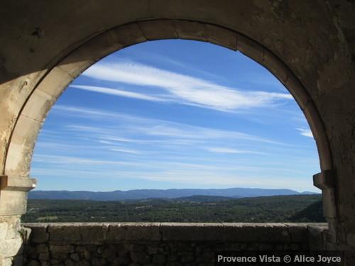 Provence Vista © Alice Joyce